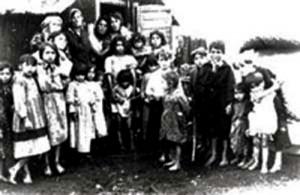 ciganski-detsa-v lagera-na smurta-auschwitz